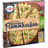 Original Wagner herzhafter Flammkuchen, Käse & Lauch
