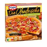 Dr. Oetker Die Ofenfrische Pizza Salami-Jalapeno