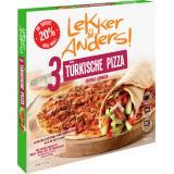 Lekker & Anders 3 Lahmacun Türkische Pizza