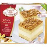 Coppenrath & Wiese Cafeteria fein & sahnig Mandel-Bienenstich