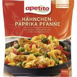 Apetito Hähnchen-Paprika Pfanne