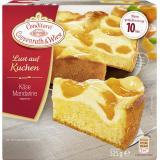 Coppenrath & Wiese Lust auf Kuchen Käse-Mandarine
