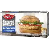 Iglo Käpt'ns Chicken Burger