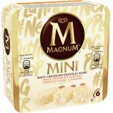 Magnum Mini White & White Almond