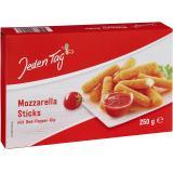 Jeden Tag Mozzarella Sticks