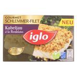 Iglo Gourmet Schlemmer-Filet Kabeljau à la Bordelaise