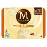 Magnum White Almond Eis