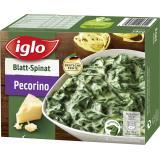 Iglo Blatt-Spinat mit Pecorino