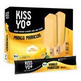 Kissyo Premium Frozen Yoghurt Mango-Maracuja