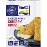 Frosta MSC Backofen Fisch Knusprig Kross