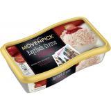 Mövenpick Eis Bayrisch Creme Erdbeere
