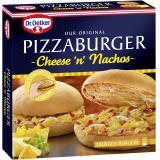 Dr. Oetker Pizzaburger Cheese 'n' Nachos