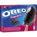 Oreo Popcorn Stieleis
