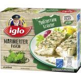 Iglo Marinierter Fisch Mediterrane Kräuter