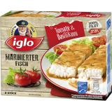 Iglo Marinierter Fisch Tomate & Basilikum