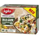 Iglo Einfach Lecker Bulgur mit mediterranem Gemüse