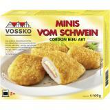 Vossko Mini Cordon Bleu vom Schwein