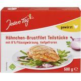 Jeden Tag Hähnchenbrust-Filet
