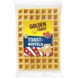 Golden Toast Toast-Waffeln