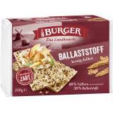 Burger Knäckebrot Ballaststoff