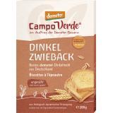 Demeter Campo Verde Zwieback Dinkel Bio