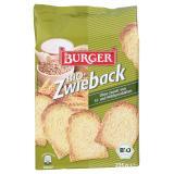 Burger Zwieback Bio