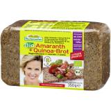 Mestemacher Bio Amaranth + Quinoa-Brot