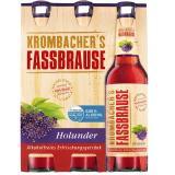 Krombacher's Fassbrause Holunder