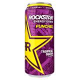 Rockstar Punched Energy + Guava