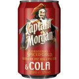 Captain Morgan Spiced Gold & Cola