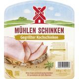 Rügenwalder Mühle Mühlen Schinken gegrillter Kochschinken