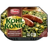 Meica Kohlkönig Grünkohl mit Kochmettwurst