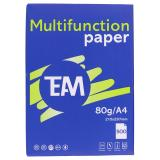 Team Multifunction Kopierpapier DIN A4 weiss 80g/m²