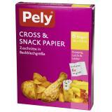 Pely Pommes Papier Cross & Snack