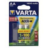 Varta Rechargeable Accu AA Mignon 1,2V