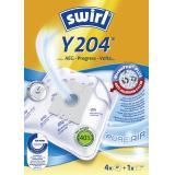 Swirl Staubfilterbeutel Y204 MicroPor