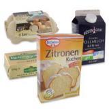 Set: Dr. Oetker Zitronen-Kuchen