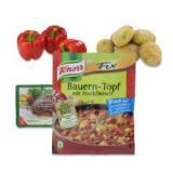 Set: Knorr Fix Bauerntopf mit Hackfleisch
