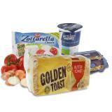 Set: Tomaten-Mozzarella-Auflauf