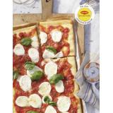 Set: Pizza Margherita