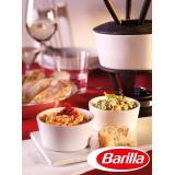 Set: Dip mit Barilla Pesto