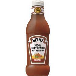Heinz Curry Gewürz Ketchup Scharf