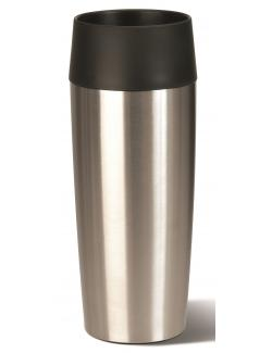 Emsa Travel Mug Isolierbecher silber - 4009049351483