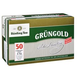Bünting Grüngold (50 x 5 g) - 4008837210056