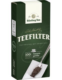 Bünting Teefilter Small
