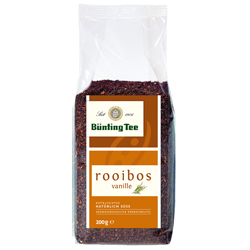 Bünting Rooibos Vanille (200 g) - 4008837226583