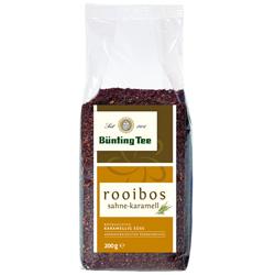 Bünting Rooibos Sahne-Karamell (200 g) - 4008837226590