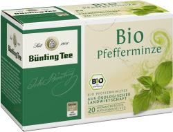 Bünting Bio-Pfefferminze