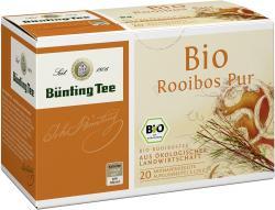 Bünting Bio-Rooibos (20 x 1,75 g) - 4008837223063