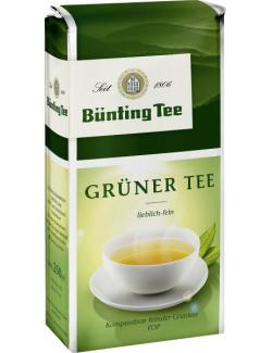 Bünting Grüner Tee (250 g) - 4008837202198